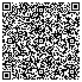 QR-код с контактной информацией организации Гранд Ивентс, ИП
