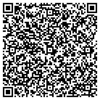 QR-код с контактной информацией организации Солнечный Луч, ИП