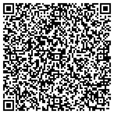 QR-код с контактной информацией организации ВИОЛА дизайн-студия, ИП