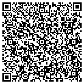 QR-код с контактной информацией организации Праздничный День, ИП
