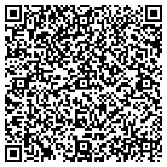 QR-код с контактной информацией организации Шар Декор, ИП