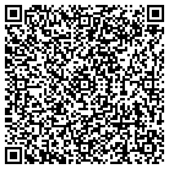 QR-код с контактной информацией организации Разноцветная зебра