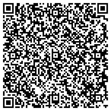 """QR-код с контактной информацией организации Дизайн-студия """"Воздушный праздник"""""""