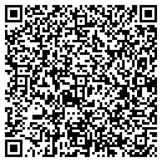 QR-код с контактной информацией организации ИП Каштан