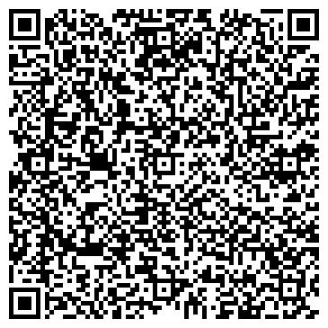 """QR-код с контактной информацией организации Дизайн-студия """"Маленький Париж"""""""