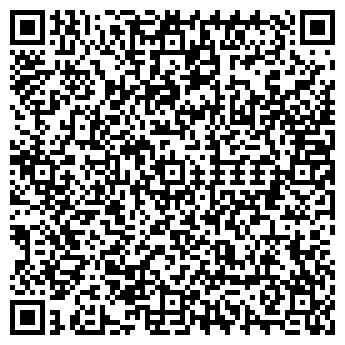QR-код с контактной информацией организации Субъект предпринимательской деятельности ИП Деруго А. А.