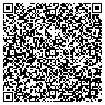 QR-код с контактной информацией организации Студия флористики «Art de fleur»