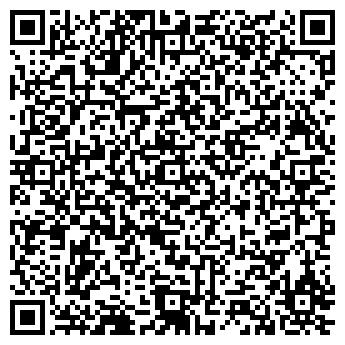 QR-код с контактной информацией организации Арт - центр Корифей