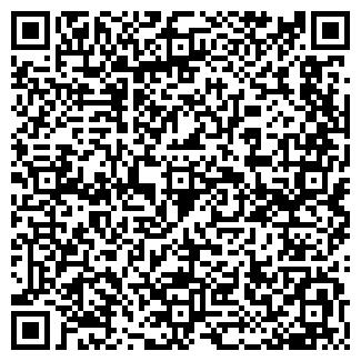 QR-код с контактной информацией организации ИП Экшн