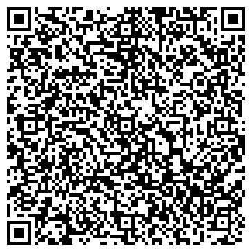 QR-код с контактной информацией организации Частное предприятие Клуб «Апельсин»