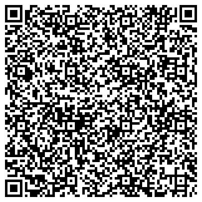 QR-код с контактной информацией организации Субъект предпринимательской деятельности Театр-студия современной хореографии MARITSA