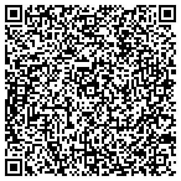 QR-код с контактной информацией организации Студия «Праздничная палитра»