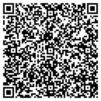 QR-код с контактной информацией организации Счастье рядом