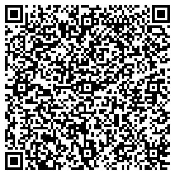 QR-код с контактной информацией организации ТЕАТР ОГНЯ EASTFIRE