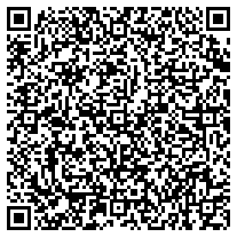 QR-код с контактной информацией организации БУКВЫ ДЛЯ СВАДЬБЫ