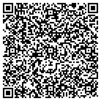 QR-код с контактной информацией организации Body Balet
