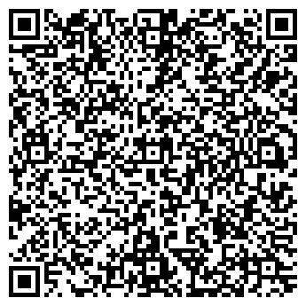 QR-код с контактной информацией организации Театр Огня