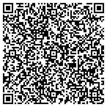 """QR-код с контактной информацией организации Театр на ходулях """"Днепр"""""""