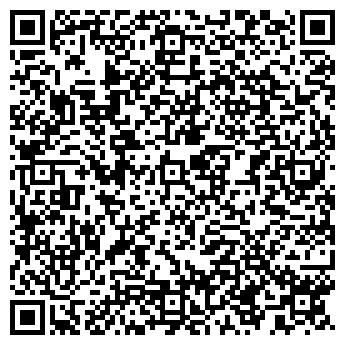 QR-код с контактной информацией организации Sand Union