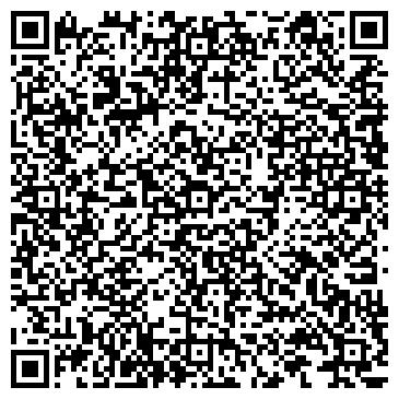 """QR-код с контактной информацией организации Клуб воздухоплавателей """"Get Fly"""""""