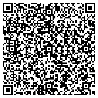 QR-код с контактной информацией организации МОТОПРОФИ