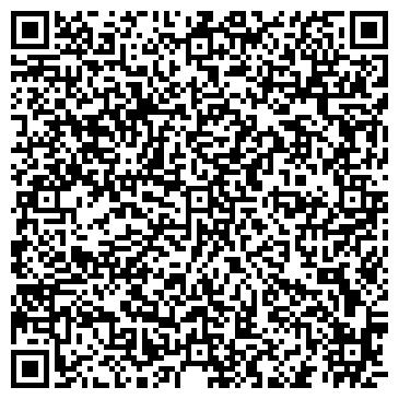 QR-код с контактной информацией организации Концертное агенство алены самохиной