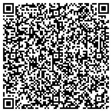 QR-код с контактной информацией организации театр огня EAST FIRE