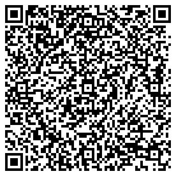 QR-код с контактной информацией организации СПД Попов Д. Ю.