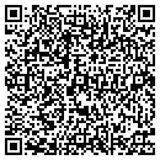 QR-код с контактной информацией организации Sky