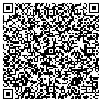 QR-код с контактной информацией организации Праздник