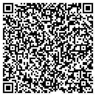 """QR-код с контактной информацией организации кафе """"Диана"""""""