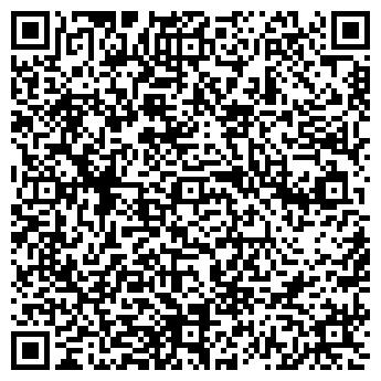 QR-код с контактной информацией организации Manhattan studio