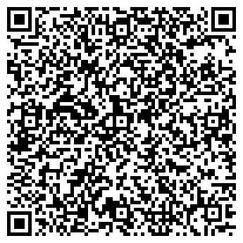 """QR-код с контактной информацией организации """"Пять звёзД"""""""