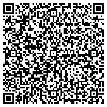 QR-код с контактной информацией организации ЧП «Дед Мороз и К»