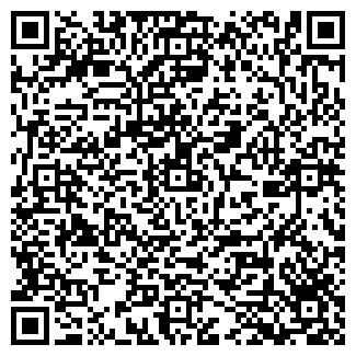 QR-код с контактной информацией организации Fresh MOB