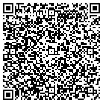 QR-код с контактной информацией организации Лазерное шоу Астана