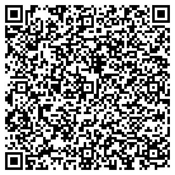 QR-код с контактной информацией организации ЧП Плясова