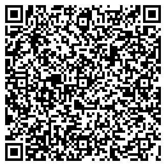 QR-код с контактной информацией организации ИП Биплан
