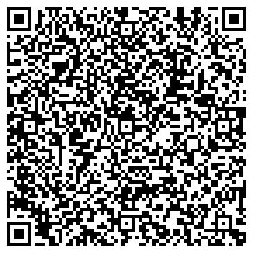 QR-код с контактной информацией организации ООО «Юниверс» туристическая компания