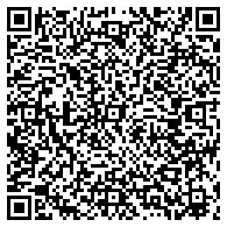 QR-код с контактной информацией организации РАДУГА ТУП
