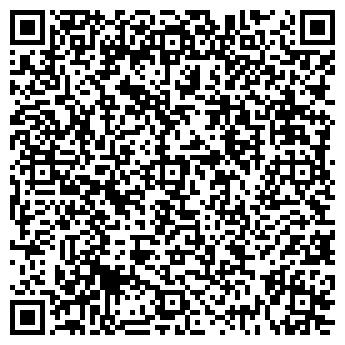 QR-код с контактной информацией организации Театр - студия diWel