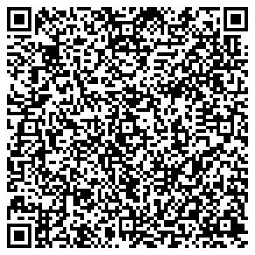 QR-код с контактной информацией организации Логопедический центр