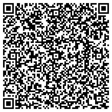 QR-код с контактной информацией организации Детский ЦВЕТиК клуб