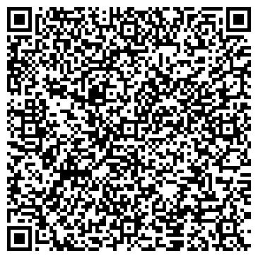 QR-код с контактной информацией организации Дизайн группа «InService»