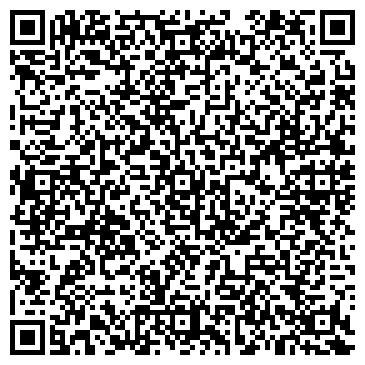 """QR-код с контактной информацией организации Бюро переводов """"Всесвіт"""""""