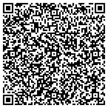 QR-код с контактной информацией организации Клуб Творческого Развития Радуга