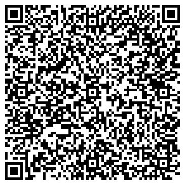 QR-код с контактной информацией организации психологический клуб