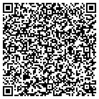 QR-код с контактной информацией организации Репетитор по математике