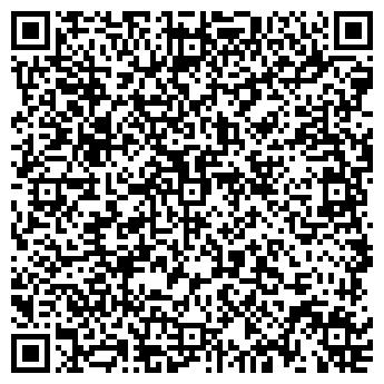 QR-код с контактной информацией организации Тренинговый центр Орфей