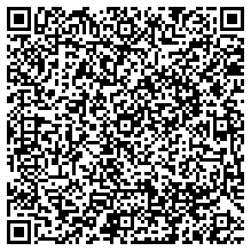 QR-код с контактной информацией организации Частное предприятие Женский фитнес-клуб WOMAN